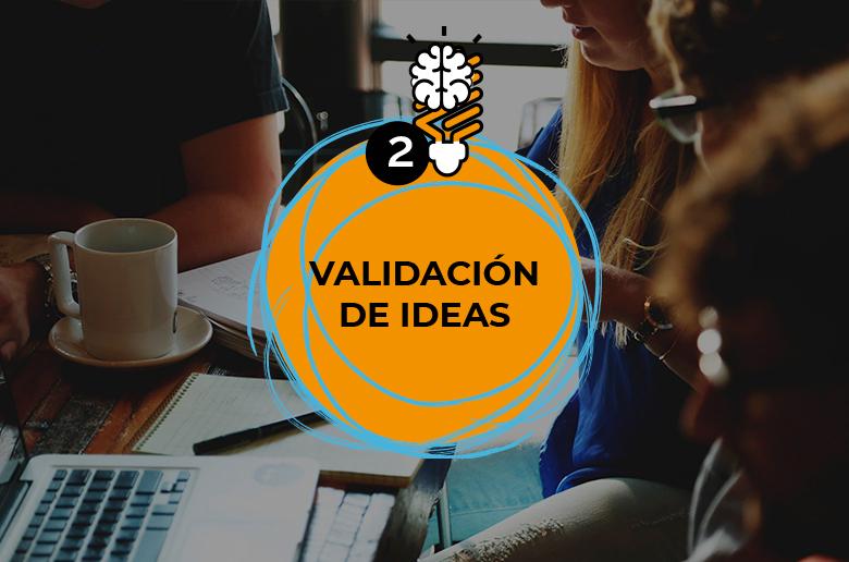 Validación de ideas circulares